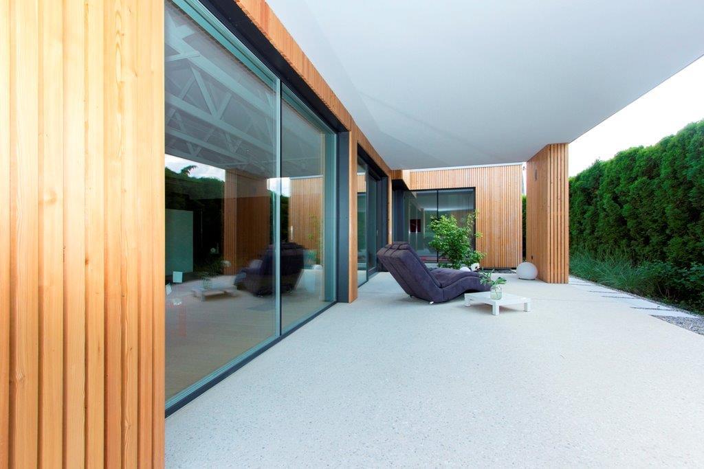 Les-alu okna najboljša izbira pri novogradnji ali prenovi - eleganten videz, odlična izolativnost, dobra protivlomna zaščita, odpornost na vremenske vplive, dolga življenska doba.