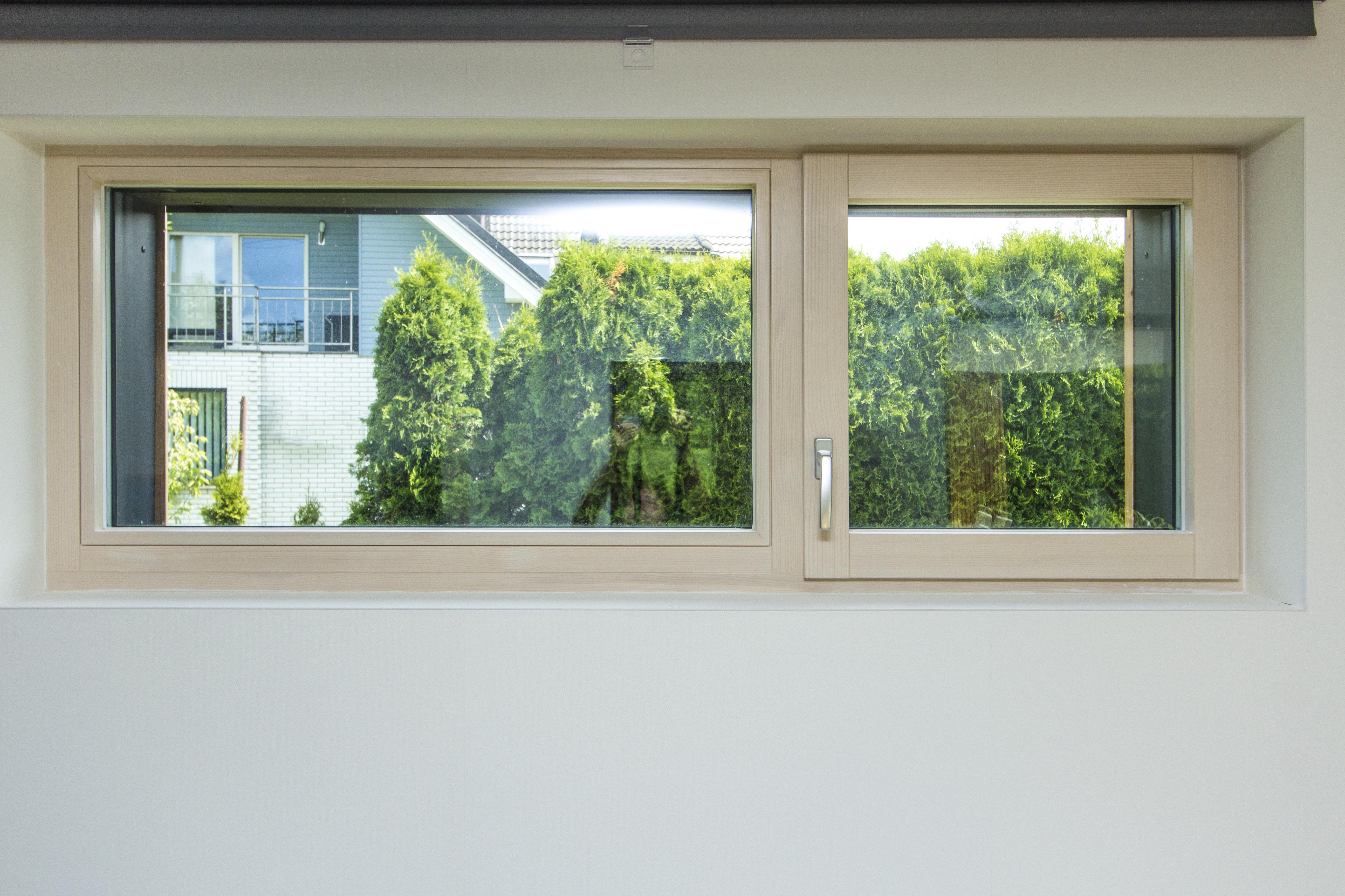 Okna in vrata naj bodo energetsko učinkovita, varna in lepega videza.