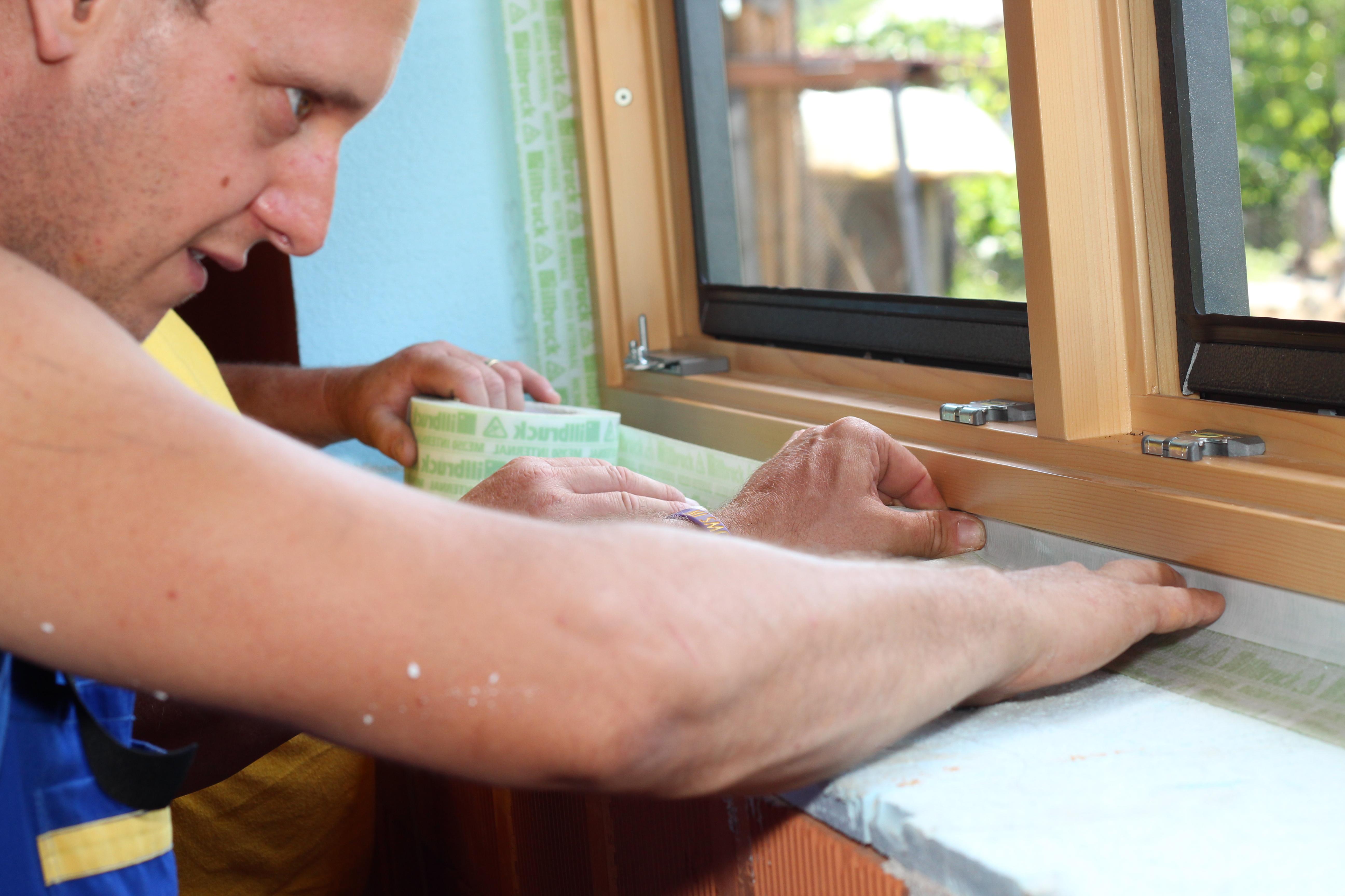 RAL-montažo izberimo, kadar želimo maksimalen energetski prihranek našega okna.